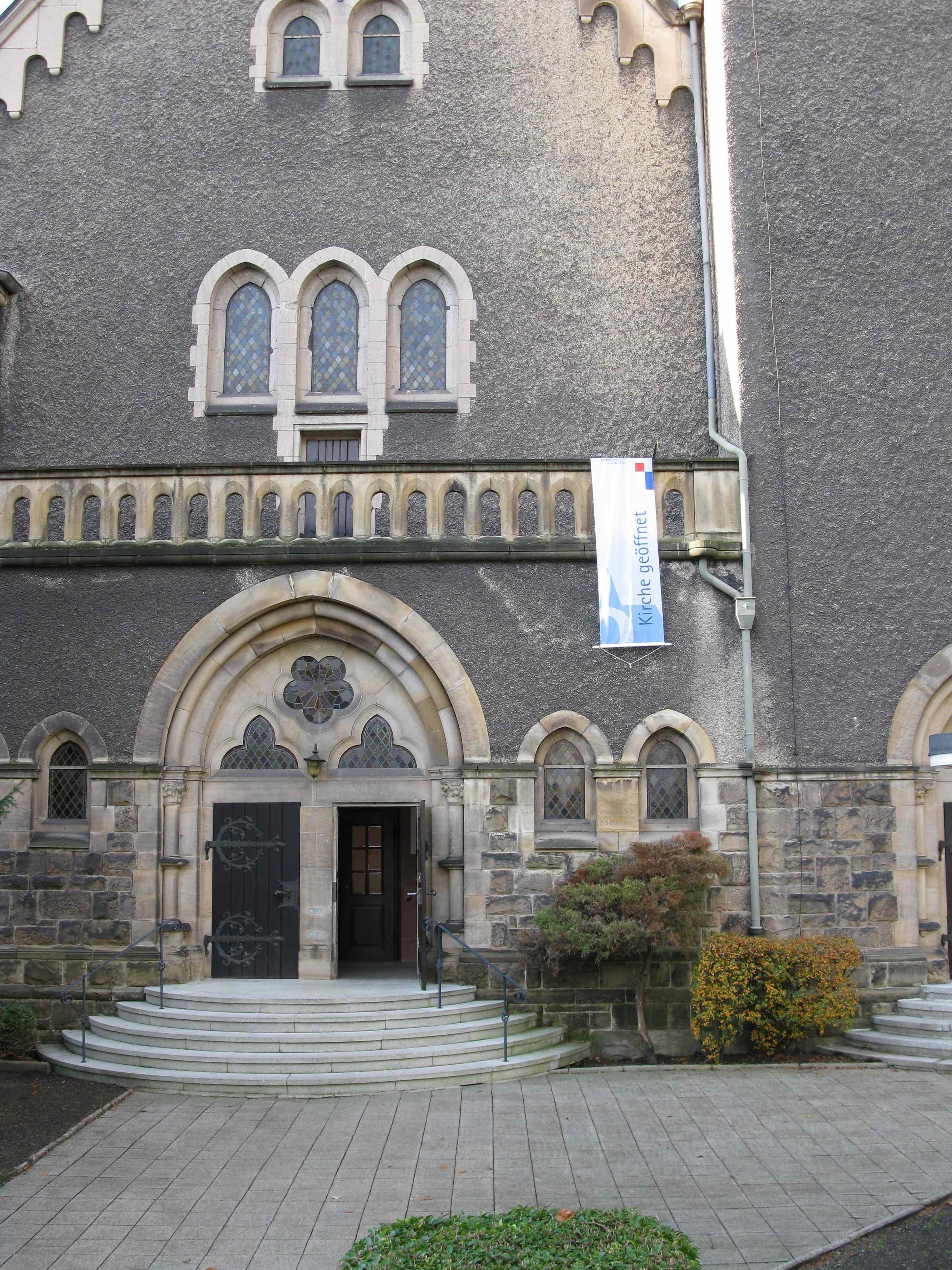 Wiedereintritt Evangelische Kirchengemeinde Wattenscheid